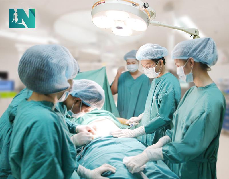Nơi thực hiện hút mỡ bắt buộc phải là bệnh viện