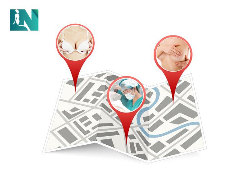 Địa chỉ nâng ngực chảy xệ nội soi ở đâu an toàn và uy tín?