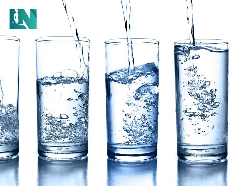 Nước tăng cường quá trình đốt cháy chất béo giúp tiêu hao mỡ thừa đồng thời tạo cảm giác no lâu hơn